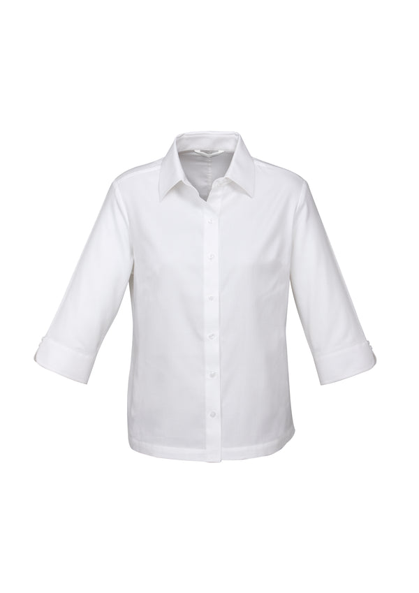Biz Collection S10221 Ladies Luxe Sleeve Shirt