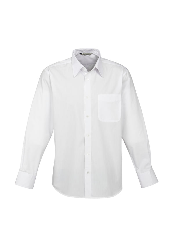 Biz Collection S10510 Mens Base Long Sleeve Shirt