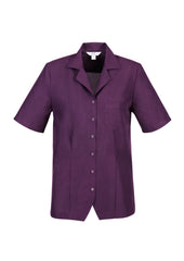 Biz Collection S265LS Ladies Plain Oasis Overblouse