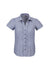 Biz Collection S267LS Ladies Edge Short Sleeve Shirt