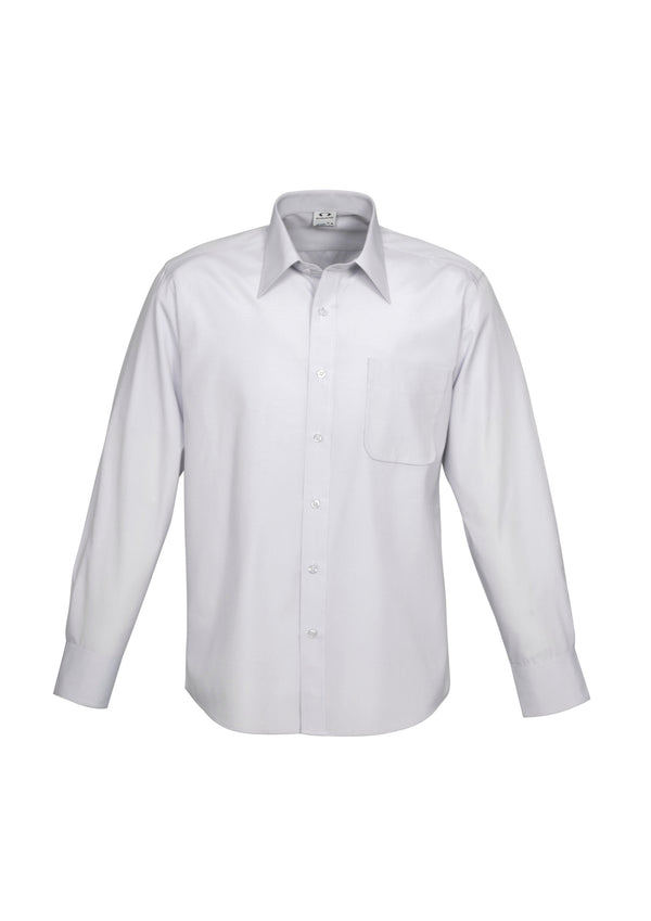 Biz Collection S29510 Mens Ambassador Long Sleeve Shirt
