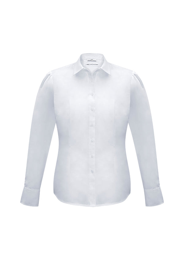Biz Collection S812LL Ladies Euro Long Sleeve Shirt