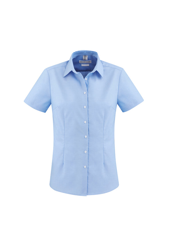 Biz Collection S912LS Ladies Regent S/S Shirt