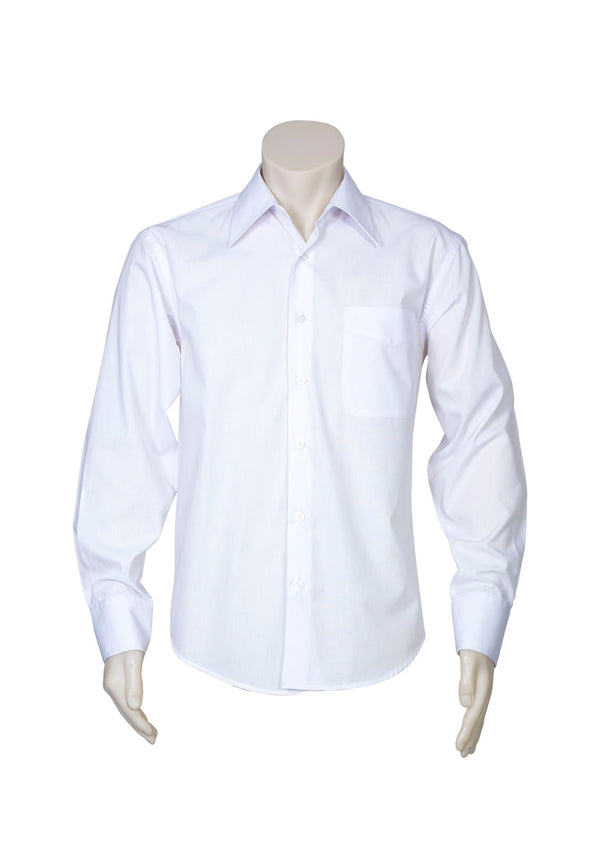 Biz Collection SH714 Mens Metro Long Sleeve Shirt