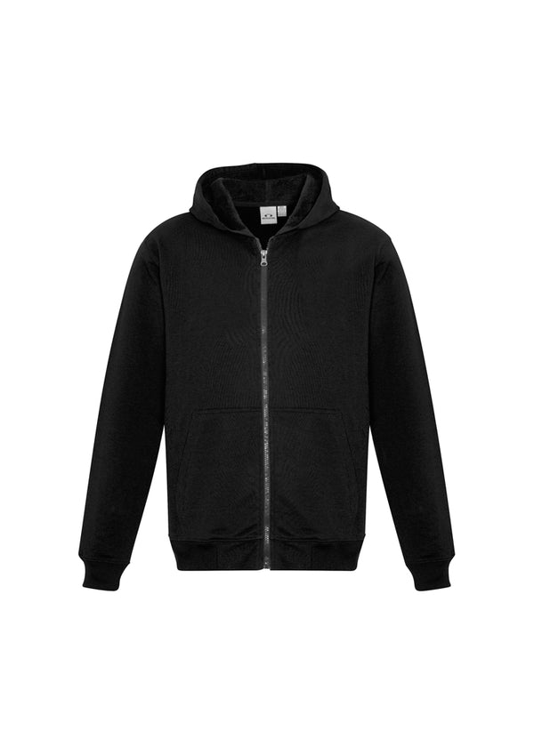 Biz Collection SW762K Kids Crew Zip Hoodie