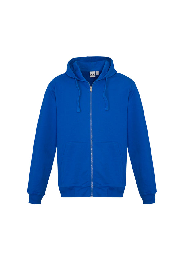 Biz Collection SW762M Mens Crew Zip Hoodie