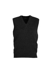 Biz Collection WV6007 Mens Woolmix Vest