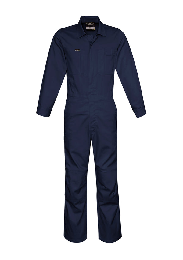Syzmik ZC560 Mens Lightweight Cotton Drill Overall