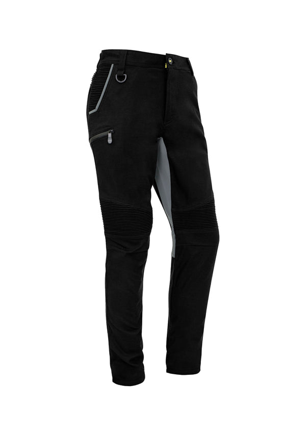 Syzmik ZP320 Mens Streetworx Stretch Pant Non-Cuffed