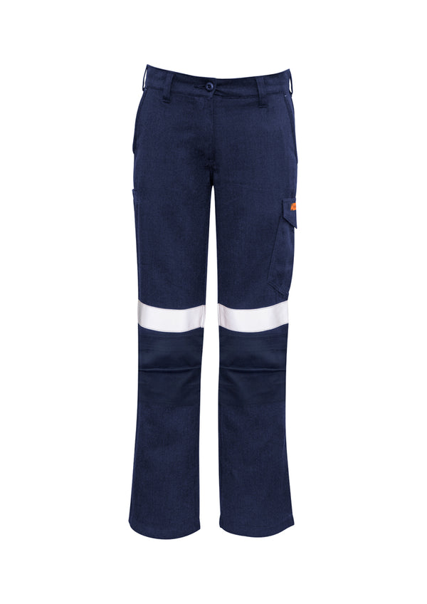 Syzmik ZP522 Womens Taped Cargo Pant
