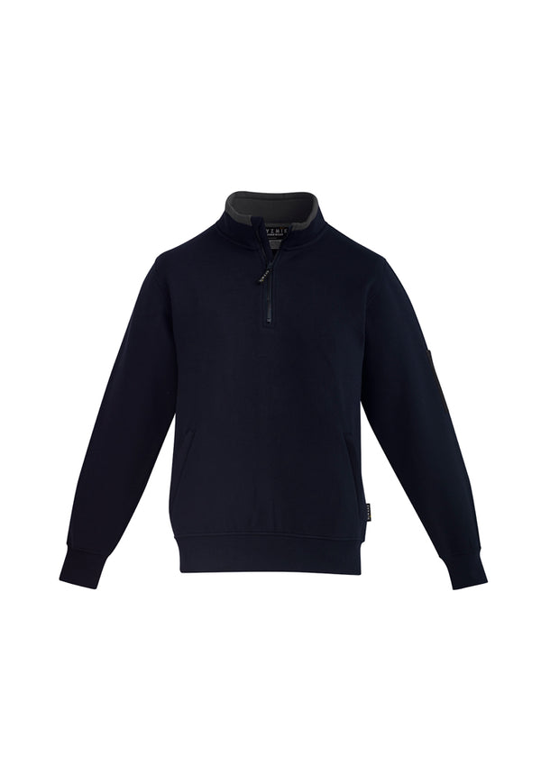 Syzmik ZT366 Mens 1/4 Zip Brushed Fleece