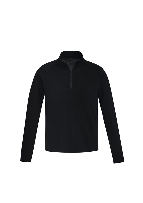 Syzmik ZT766 Mens Merino Wool Mid-Layer Pullover