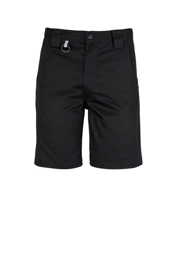 Syzmik ZW011 Mens Plain Utility Short
