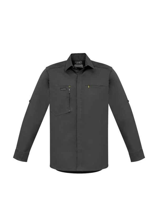 Syzmik ZW350 Mens Streetworx L/S Stretch Shirt