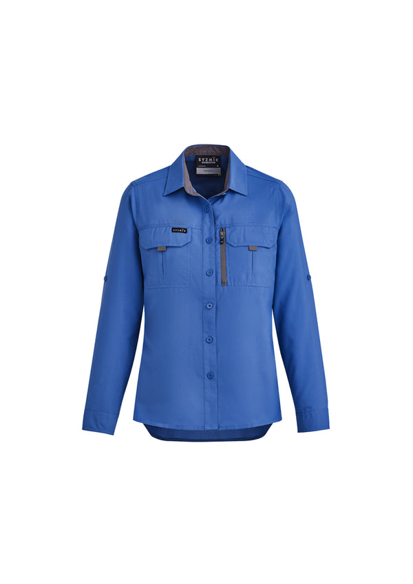 Syzmik ZW760 Womens Outdoor L/S Shirt