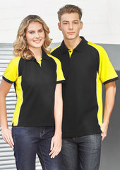 Biz Collection P10112 Mens Nitro Polo