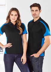 Biz Collection P401LS Ladies Talon Polo