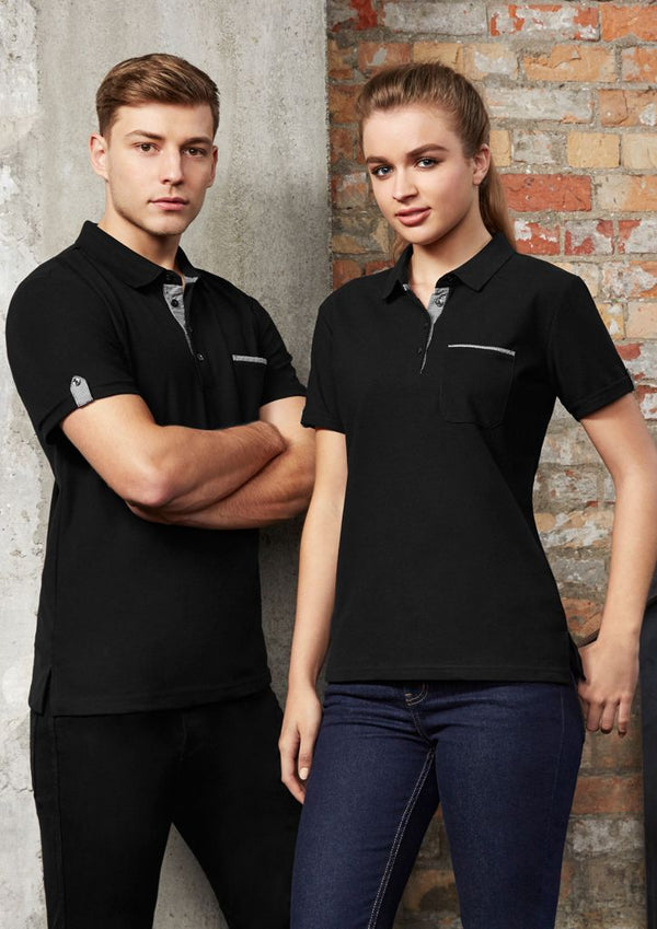 Biz Collection P305LS Ladies Edge Polo