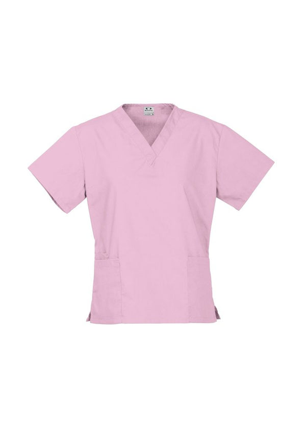Biz Collection H10622 Ladies Classic Scrubs Top