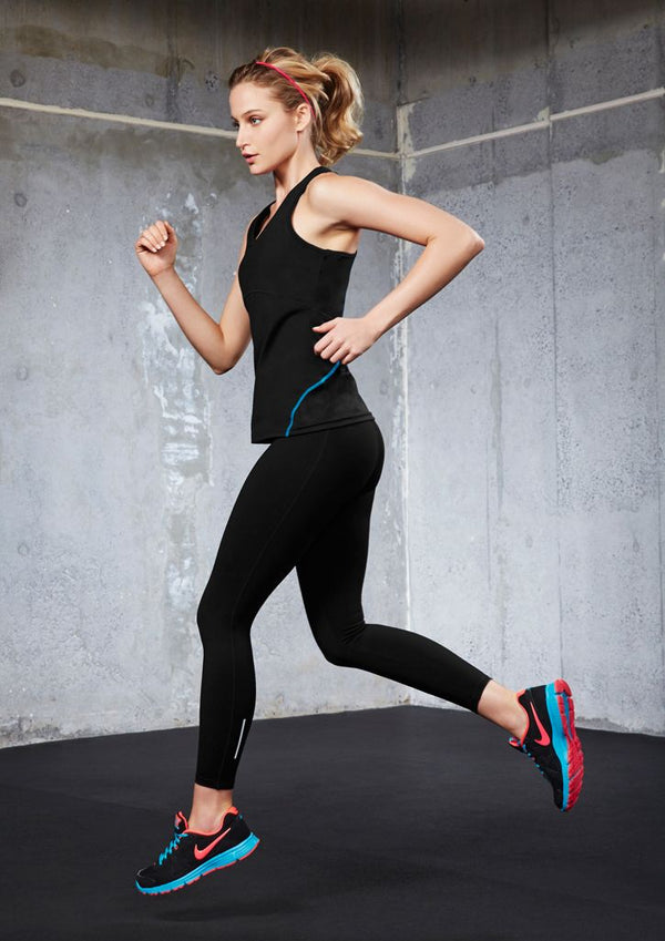 Biz Collection L514LL Ladies Flex Full Leggings