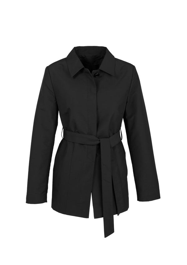 Biz Collection J126LL Ladies Studio Trench