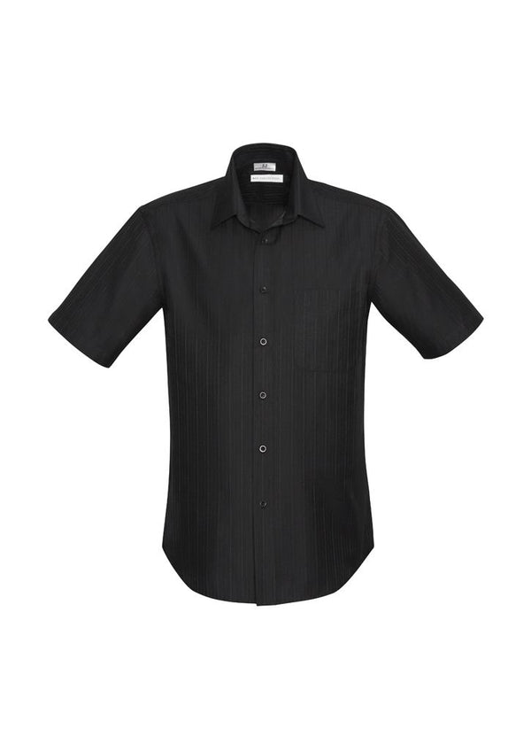 Biz Collection S312MS Mens Preston Short Sleeve Shirt