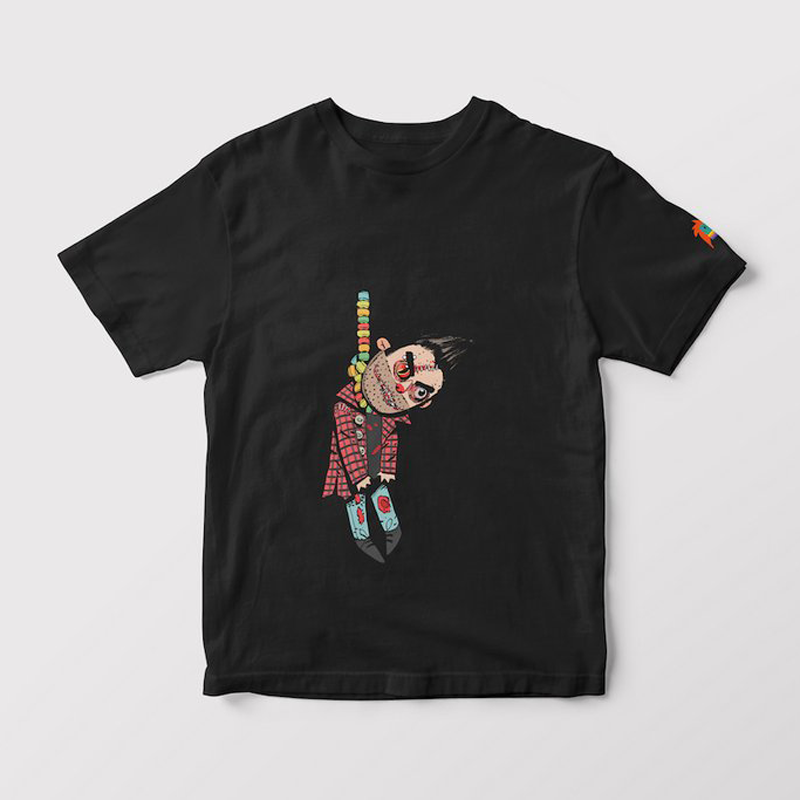 Camiseta Hang Auron