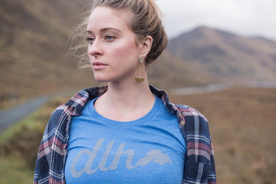 Women's Flagship - Blue Heather
