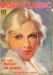 Movie Classics Magazine May 1933