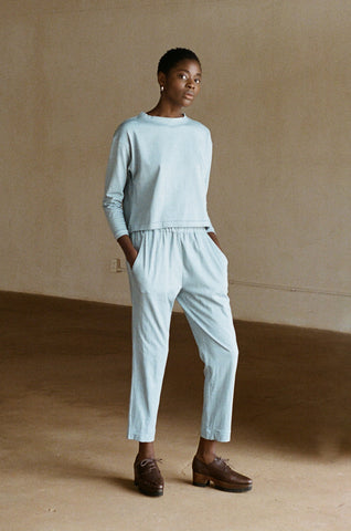 KHELLER SWEATPANT | cloud