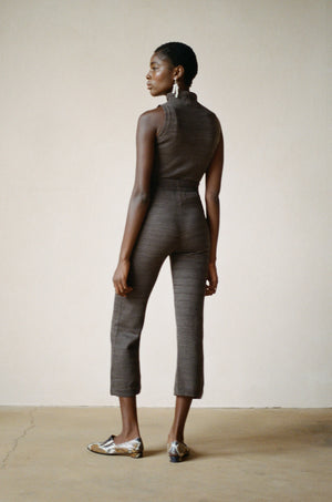 GALLO PANT | charcoal | organic + earth dyed