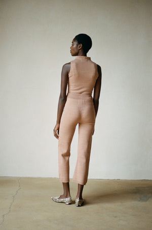 GALLO PANT | spice | organic + earth dyed