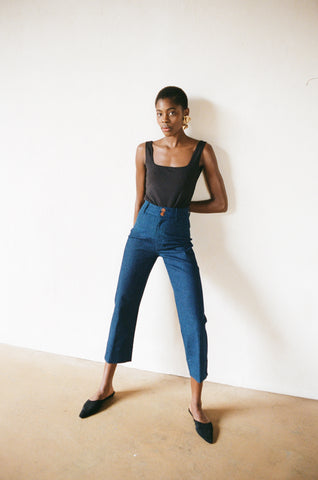 LUNA PANT | denim