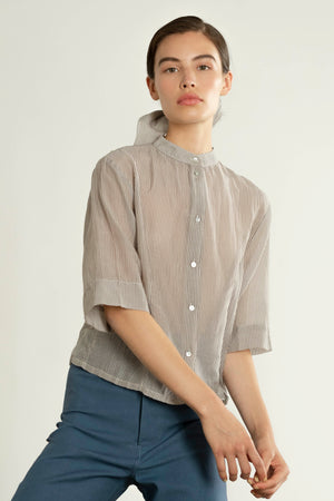 OLIVIA BLOUSE | botanical