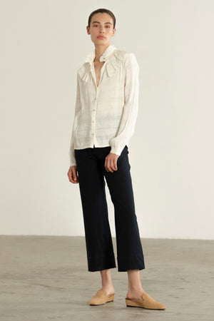 VIRGINIA BLOUSE | salt