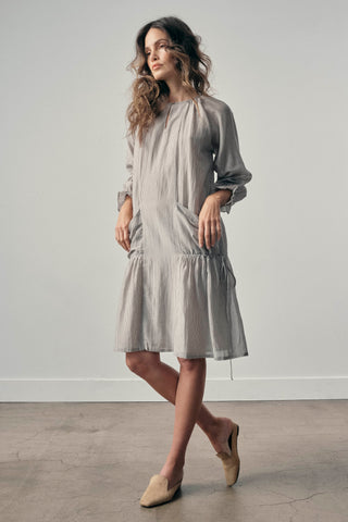 ISABELLA DRESS | stripe