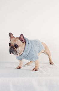 DOG SWEATER | cloud