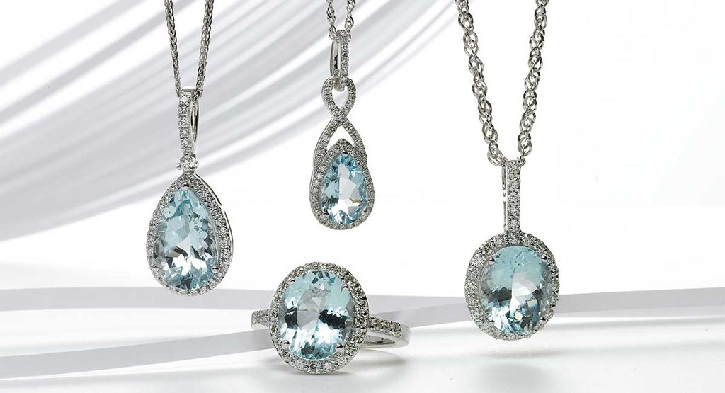 All About Birthstones: Aquamarine, March