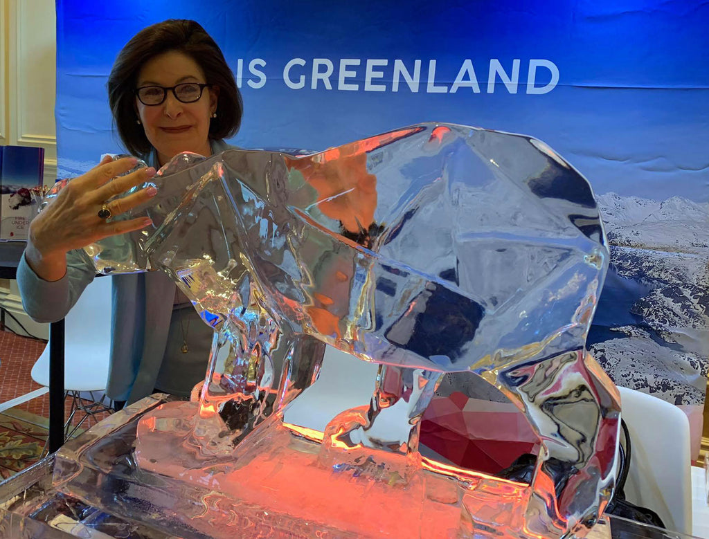 A New Source of Ruby: Greenland!