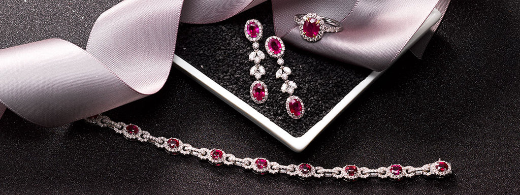 All About Birthstone: July, Rubies