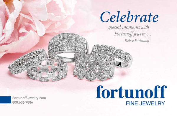 Fortunoff Jewelry Cataloo cover - 2018
