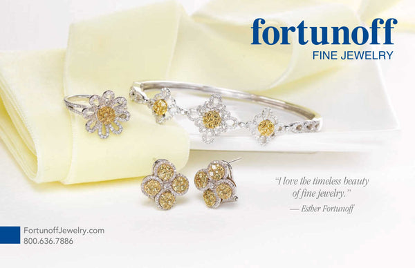 Fortunoff Jewelry Catalog cover - 2019