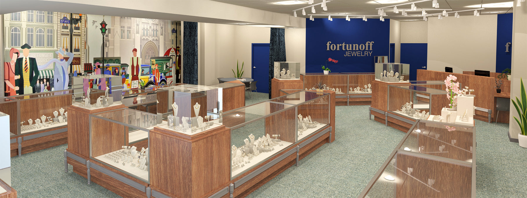 Fortunoff Fine Jewelry Boutique