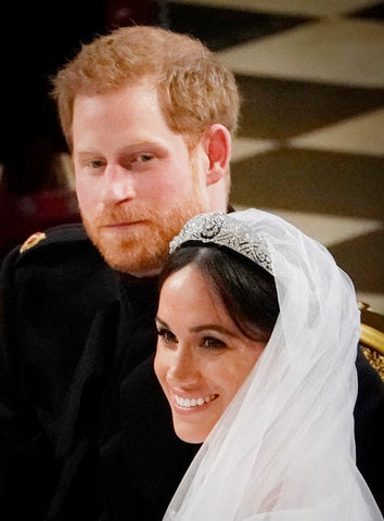 Duchess Meghan Markle and Prince Harry