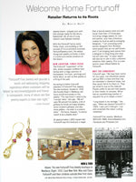 Luxury Living Magazine Article