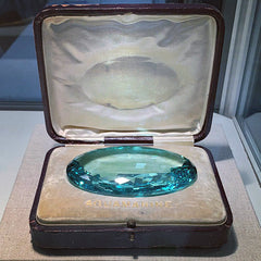 Large Aquamarine Gemstone