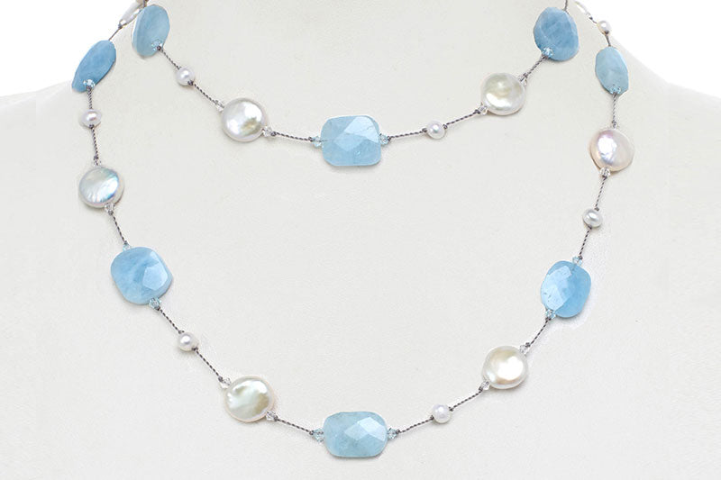 Necklace by Margo Morrison