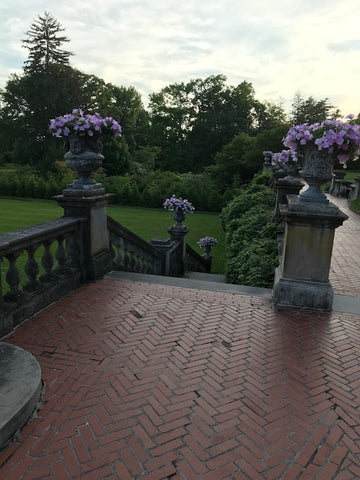 Staircase at Old Westbury Gardens