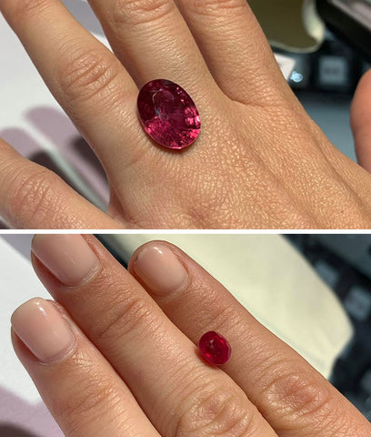 Rubies from Greenland