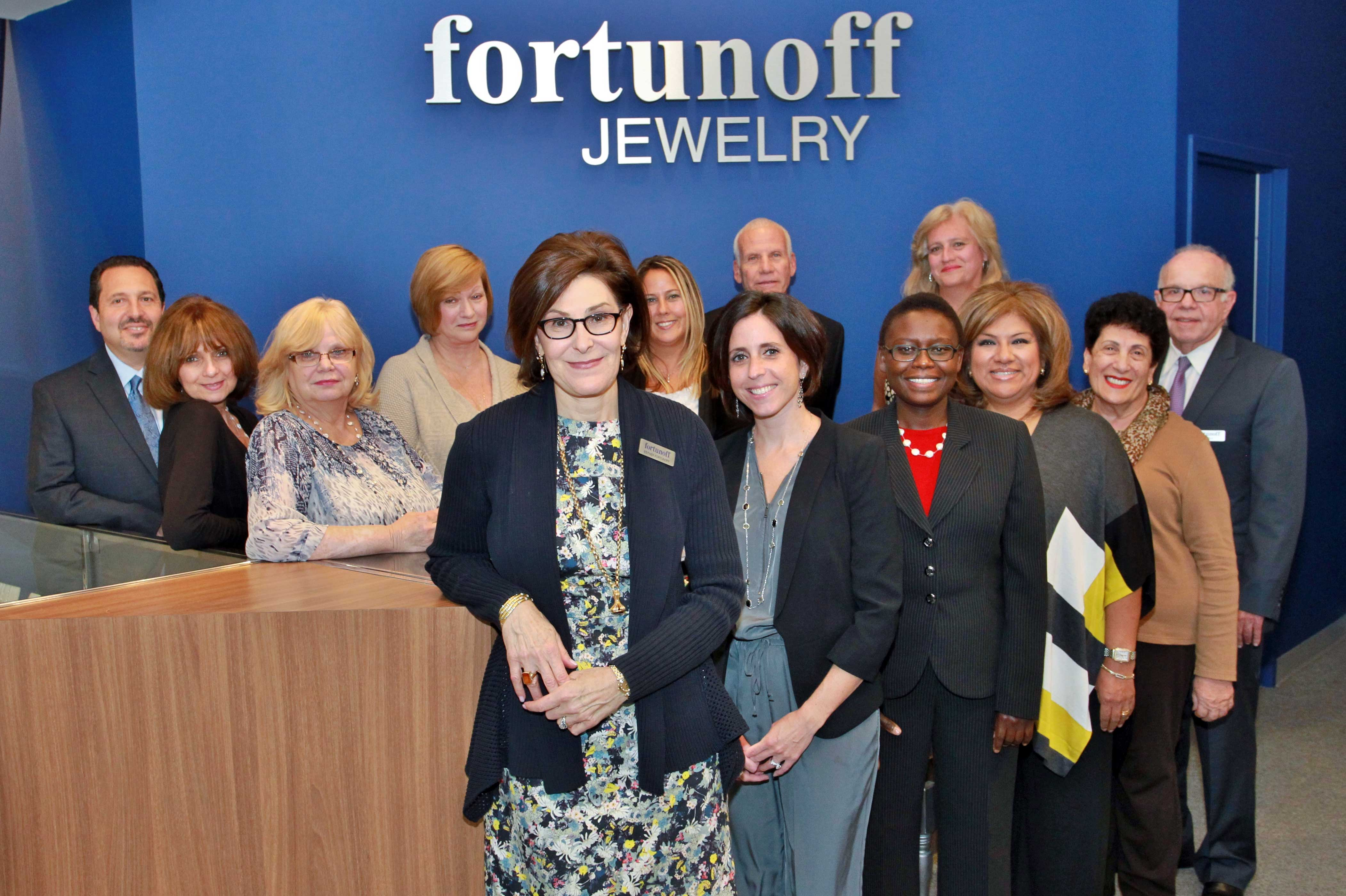Fortunoff Jewerly Store team